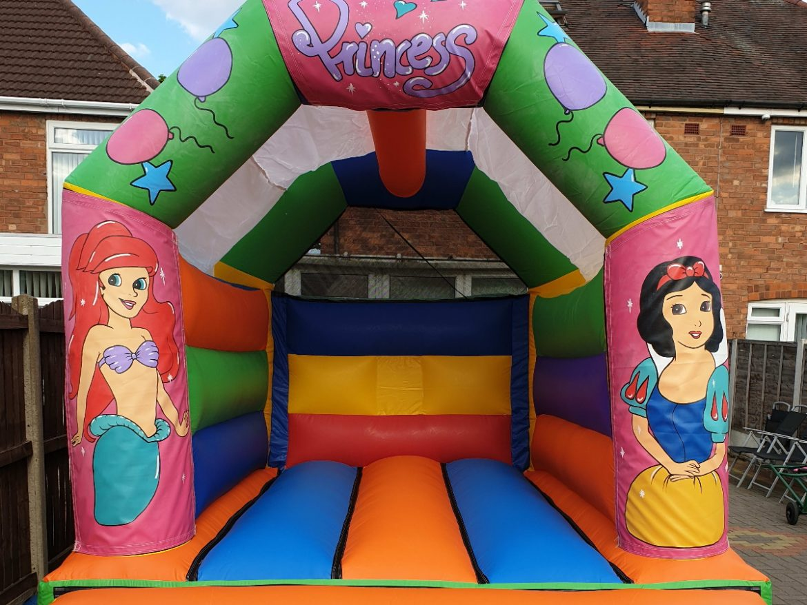 Various Reasons For Hiring Bouncy Castles